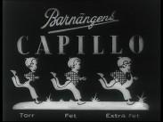 Barnängen Capillo – Gymnasisten