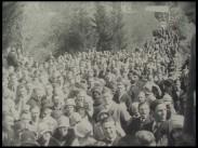 När de stupade Ådalsarbetarna fördes till vila i Ådalens jord