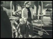 Kort möte med familjen Rossellini
