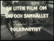 En liten film om dig och samhället