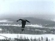 Världselit på skidor