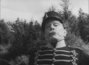 Åsa-Nisse i kronans kläder.