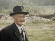 Axel Andersson auktionsvara som barn i Vena