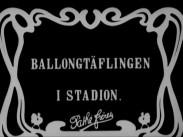 Ballongtäflingen i Stadion