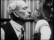 Barnängen – Chimpansen rakas
