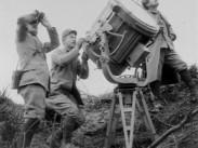 Bilder från franska fronten
