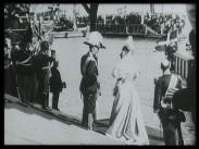 En bildserie ur Konung Oscar II:s lif