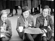 Flickscouternas världskonferens i Sverige den 23 juni - 2 juli 1936, del 1
