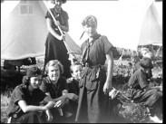 Flickscouternas världskonferens i Sverige den 23 juni - 2 juli 1936, del 2
