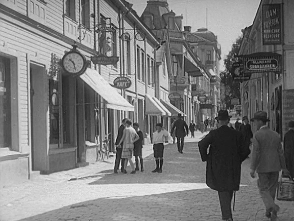 Härnösand 1927