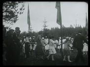 Hembygdsfesten i Hyltebruk 1925