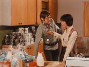 Husmors filmer våren 1971