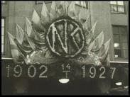 Paramountjournalen 1927 (10-17 januari)