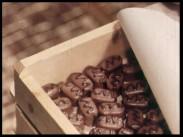 Massor av choklad