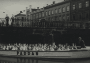 Med rundtursbåt i Göteborg