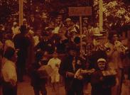 Nionde småländska hembygdsfästen i Hultsfred den 6 juli 1924