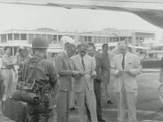 Dag Hammarskjöld UN Archives. 229. Secretary General's Last Flight from N'Dola (1961)