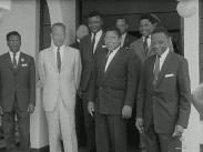 Dag Hammarskjöld UN Archives. 216. Secretary General's Last Visit to Congo (1961)