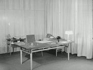 Dag Hammarskjöld UN Archives. 231. Secretary General's Office and Apartment (1961)