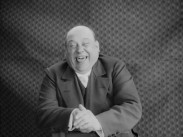 Skådespelaren Axel Hultman