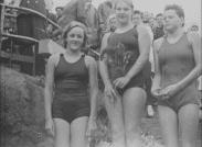 SM 1961 i Varbergs simstadion