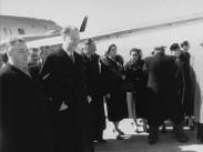 Statsminister Tage Erlanders och den svenska regeringsdelegationens resa till Sovjet