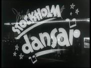 Stockholm dansar