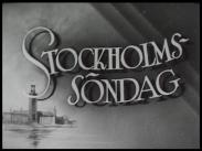 Stockholmssöndag