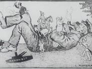 Storstrejken 1909