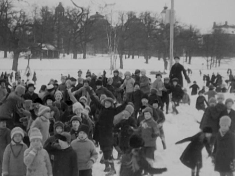 Svenska Biografteaterns veckorevy 1920