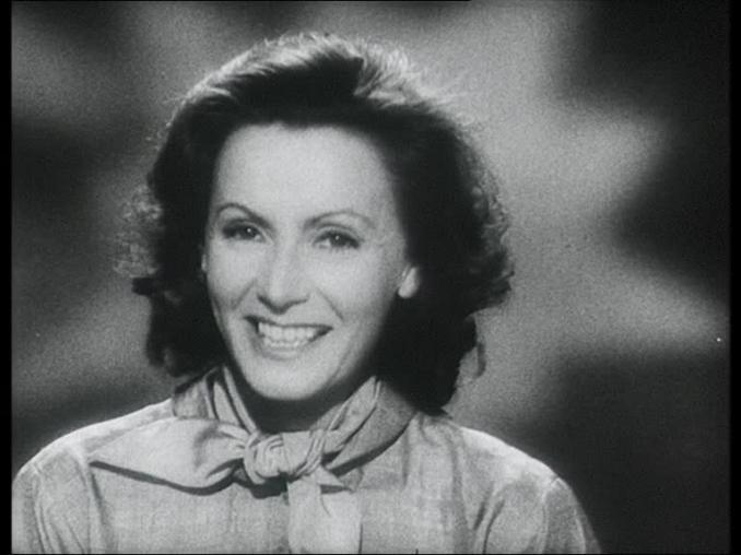 Testfilm Greta Garbo