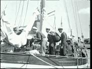 Till sjöss med Biscaya