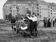 Tyskland under fanorna