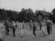 Ungdom på vår väg – Ett reportage från Ungdomens Röda Kors