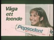 Pepsodent – Våga ett leende