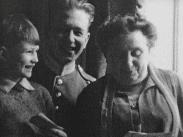 Familjen Hjalmar Hammarskjöld.