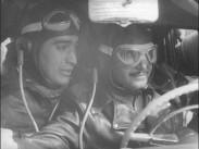 Veckorevy 1954-01-04  Mexicoloppet - Världens största biltävling
