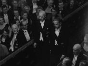 En stillbild tagen ur journalfilmen Veckorevy 1954-12-26.