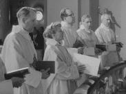 Veckorevy 1960-04-19 Kyrkohistoriskt i Härnösand