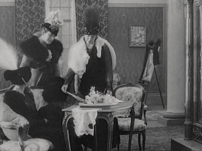 Svenska Biografteaterns veckorevy 1916-01-31