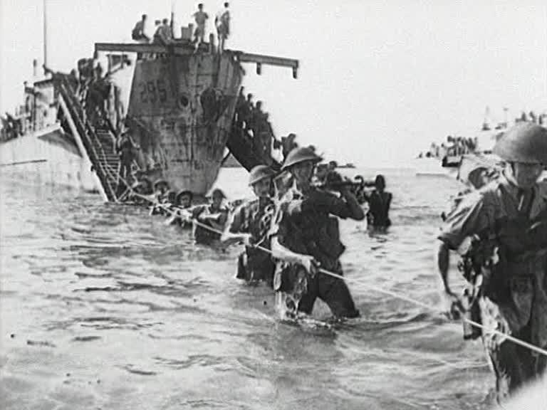 Veckorevy 1943-08-16