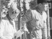Vintersemester En film från Statens Järnvägar