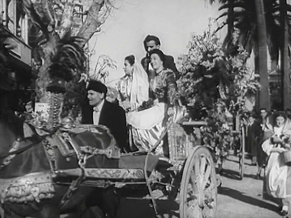 NUET Nordisk Tonefilms journal (7-13 mars 1955)