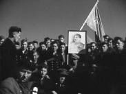 Transitering av ryska krigsfångar
