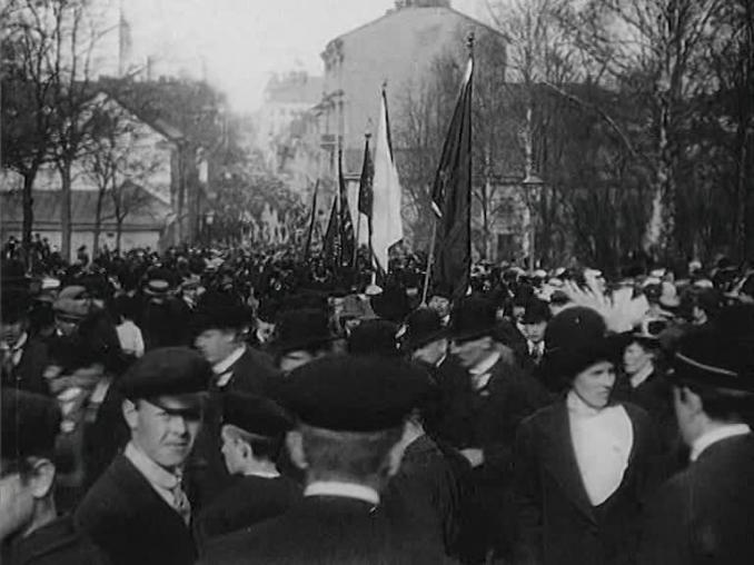 Svenska Biografteaterns veckorevy 1914-05-04